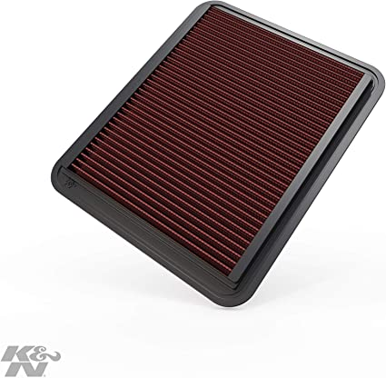 K/&N 33-2334 Performance Replacement Drop-In Air Filter