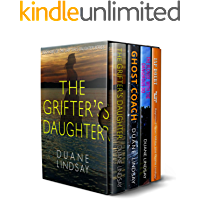 Dani Silver Thriller Series: Books 1-4 (A suspense/thriller Box Set (Grifter's Daughter)