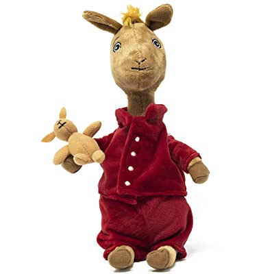 "KIDS PREFERRED Llama Llama Red Pajama Large Stuffed Animal, 13"": Toys & Games"