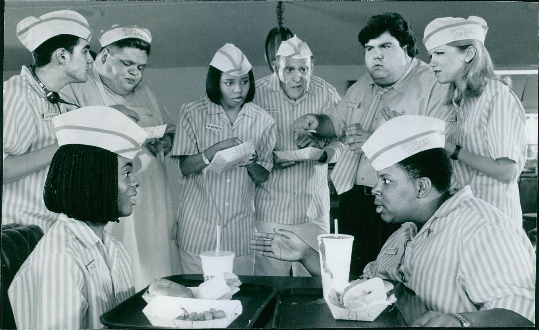 Vintage photo de Kenan Thompson, Kel Mitchell, Josh servidor ...