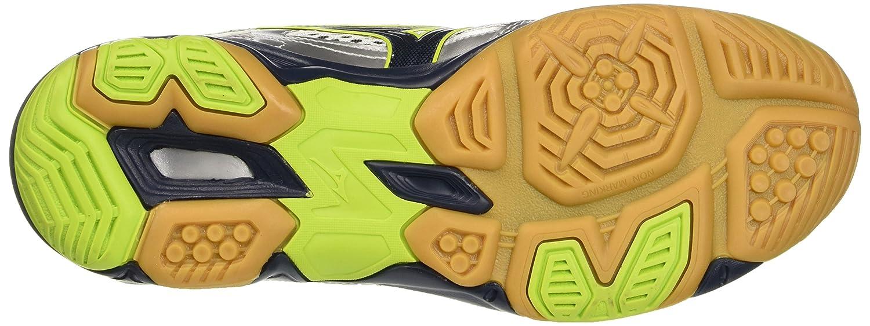 Mizuno Herren Wave Twister Gelb Volleyballschuhe Gelb Twister dbe3ca