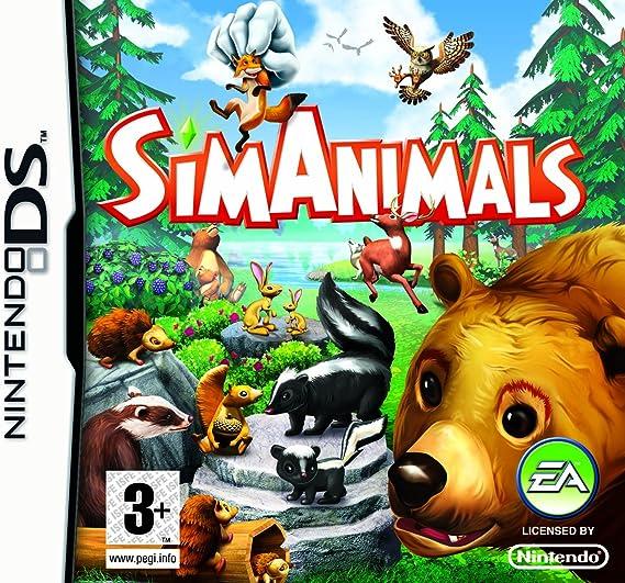 SimAnimals (Nintendo DS) [importación inglesa]: Amazon.es: Videojuegos