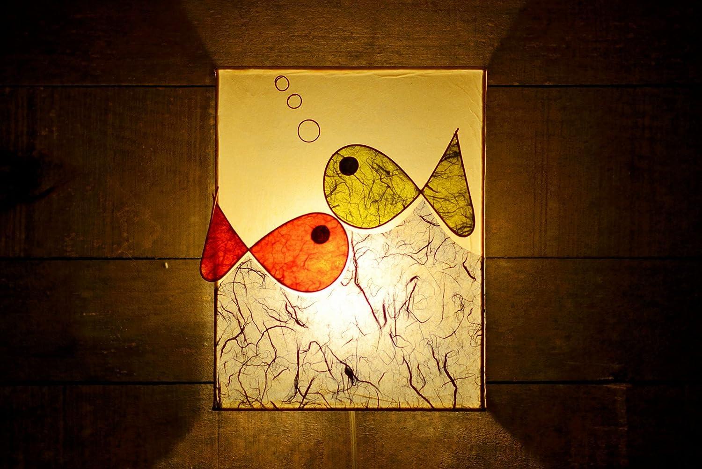 Lámpara original infantil de pared/lampara hecha a mano/lámpara habitación infantil
