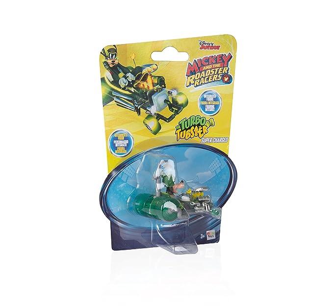Amazon.com: Mickey Mouse – Mini Vehicles: Goofys Supercharged Turbo ...