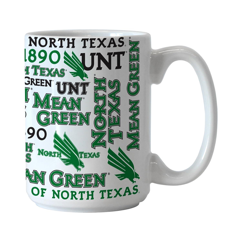 Boelter Brands NCAA Unisex NCAA Spirit Mug 15 Ounce