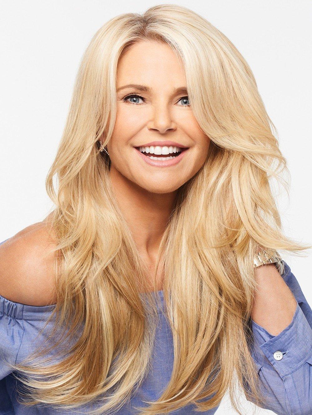 Chritie Brinkley Hair Extensions Topsimages