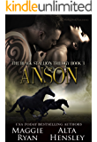 Anson (The Black Stallion Trilogy Book 3)