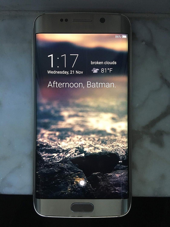 Amazon com: Samsung Galaxy S6 Edge G925T 64GB Gold Platinum - T