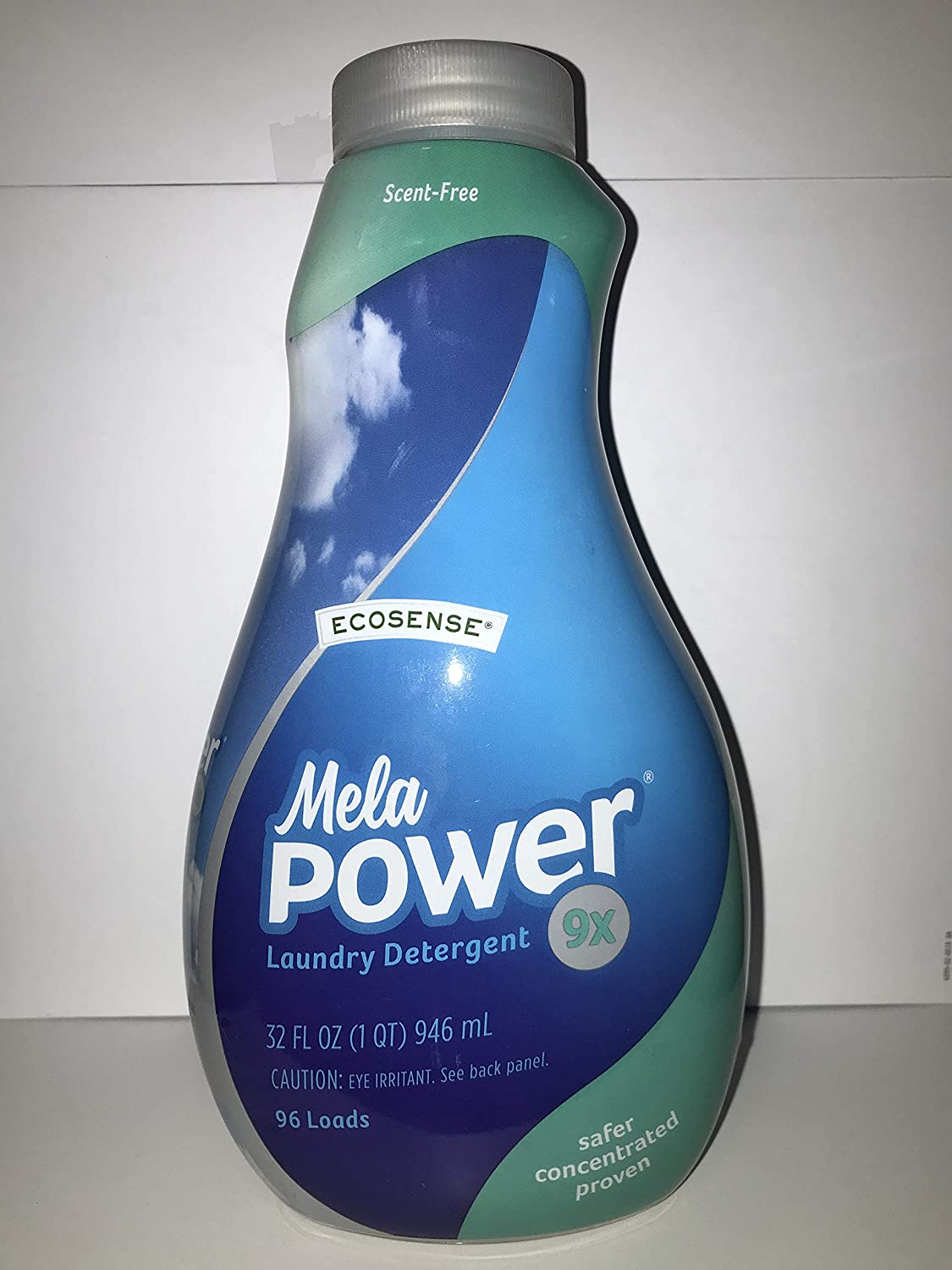 MelaPower® 6x Detergent-96-load, Fresh Scent