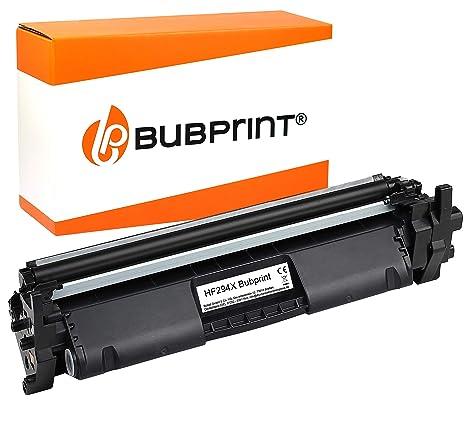 Bubprint - Tóner XXL Compatible con HP CF294X CF 294 X 94X para ...
