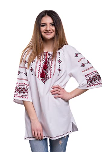 Ukrainian Fashion - Camisas - para mujer