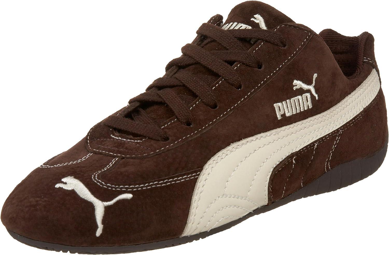 Amazon.com | PUMA Men's Speed Cat SD Sneaker, Java Brown ...
