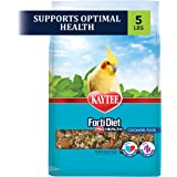Kaytee Forti-Diet Pro Health Cockatiel Food, 5 Ib