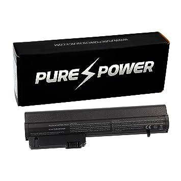 PURE⚡POWER® EXTENDED Batería del ordenador portátil para HP EliteBook 2540p (10.8V, 6600 mAh, negro, 9 celdas): Amazon.es: Electrónica