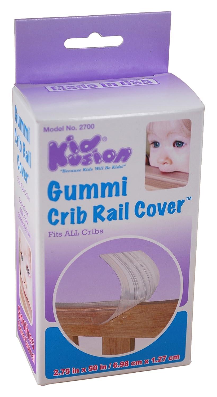 KidKusion Gummi Crib Rail 2700