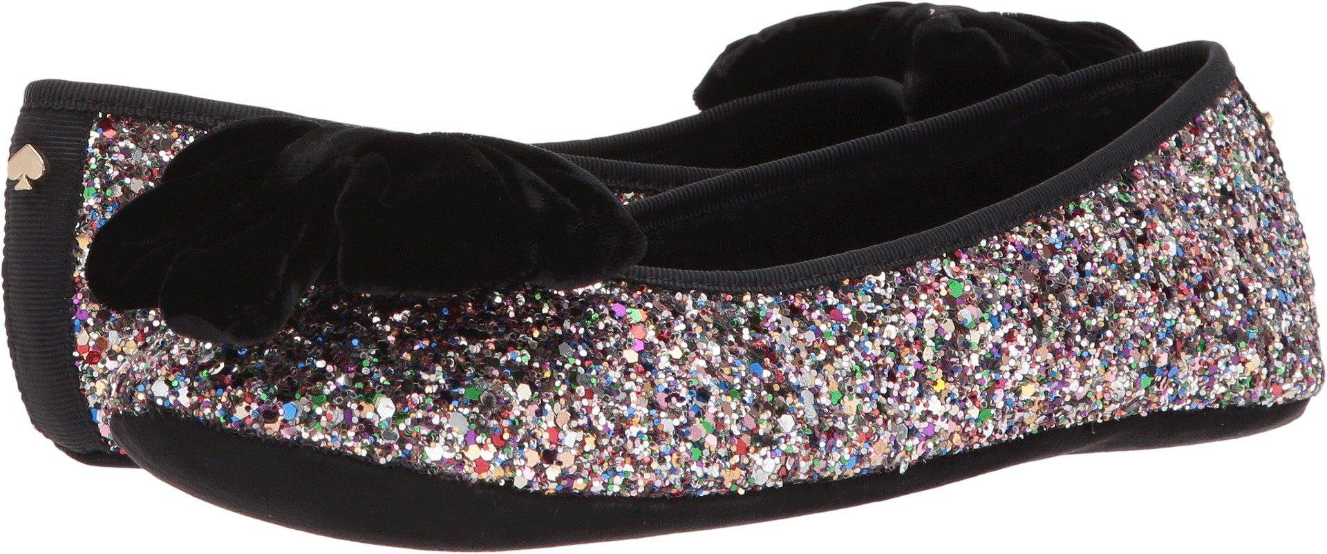 Kate Spade New York Women's Sussex Multi Plush Glitter 5 M US
