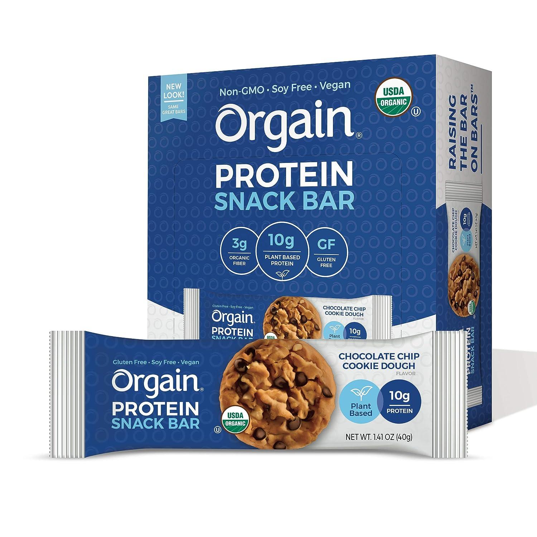 Orgain Organic Protein Chocolate Cookie