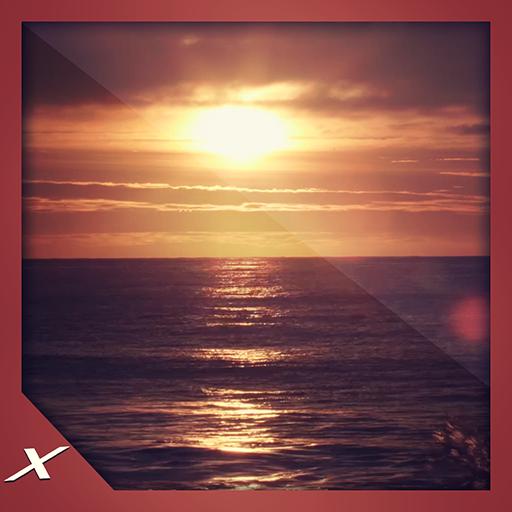 sunrise-lake-