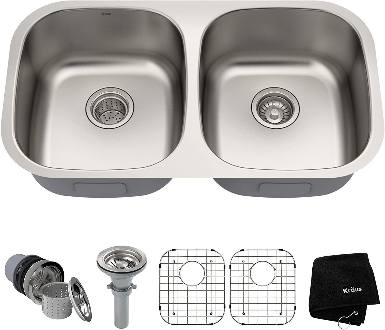 16 Gauge Stainless Steel Kitchen Sink Home Architec Ideas