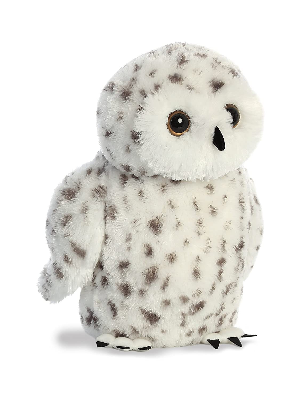 Aurora Snowy Owl Destination Nation Plush Stuffed Animal 11