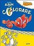 Alla ricerca di Nemo. Primo album da colorare