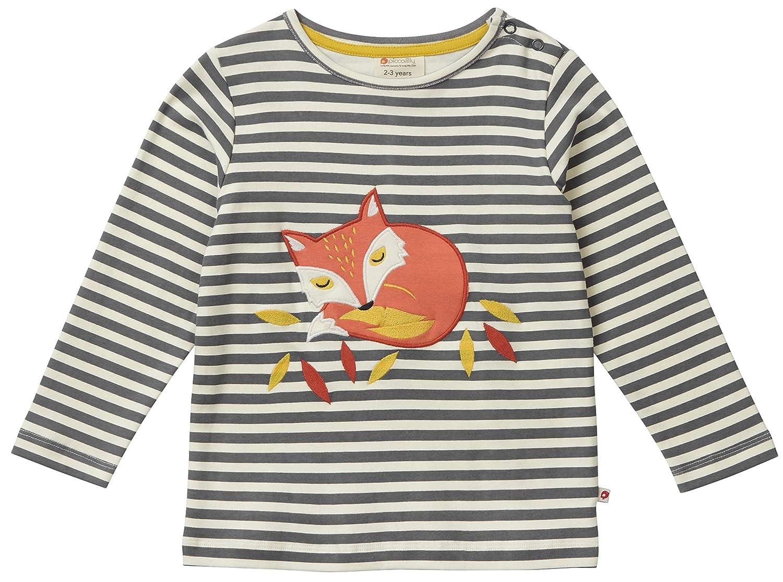 Piccalilly - Camiseta de Manga Corta para niños, algodón orgánico ...