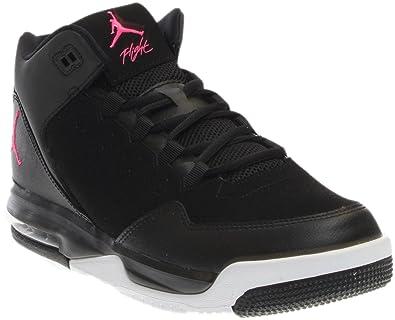 separation shoes cd113 03af6 Nike Jordan Flight Origin 2 (3.5y-7y) - Pointures US enfant : 4y, Couleurs  : Black/Hyper Pink-White: Amazon.fr: Vêtements et accessoires