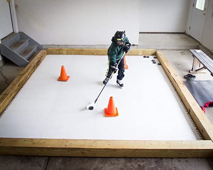 What are Synthetic Ice Tiles Made Of?