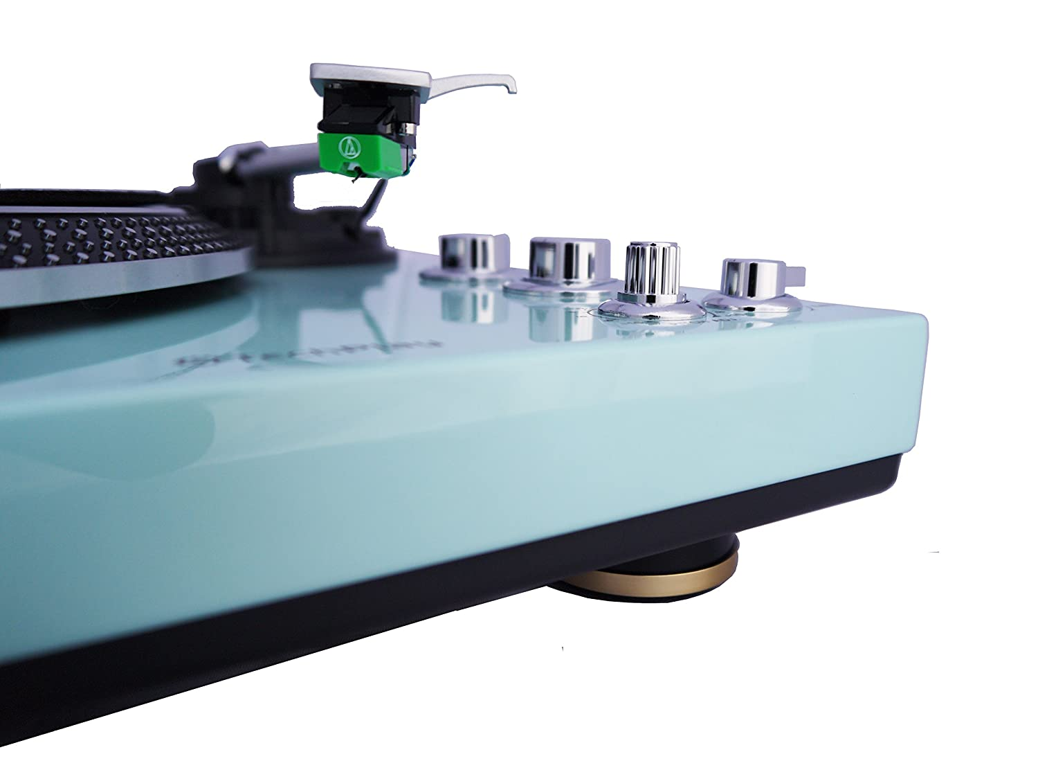 TechPlay 2 Speed Turntable with Built-in Phono Pre-amplifier Tech-Play TCP4530 TR