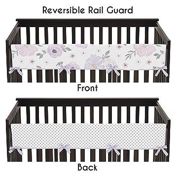 Amazon.com: Sweet Jojo Designs - Protector de cuna para bebé ...
