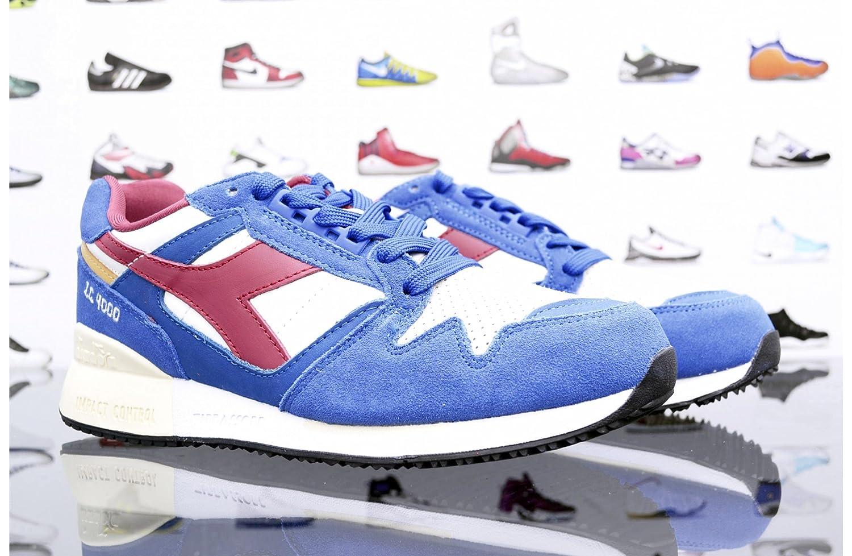 Diadora, Uomo, I.C. 4000 Premium, Pelle Suede, scarpe da