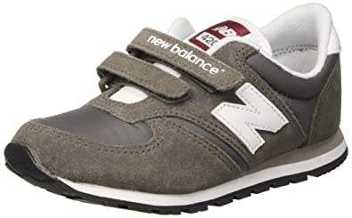 58c17bedf0e2f New Balance Unisex Kids' 420 Hook and Loop Low-Top Sneakers: Amazon ...