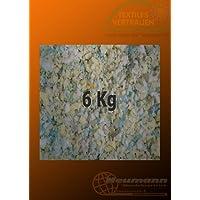 Schaumstoffflocken Füllmaterial Schaumstoff Flocken Basteln Verpackung (6 KG)