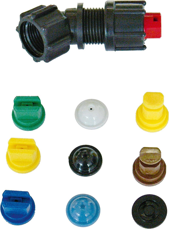 Solo 4900654-P Sprayer Elbow Nozzle Assembly Plus Standard Nozzle Assortment