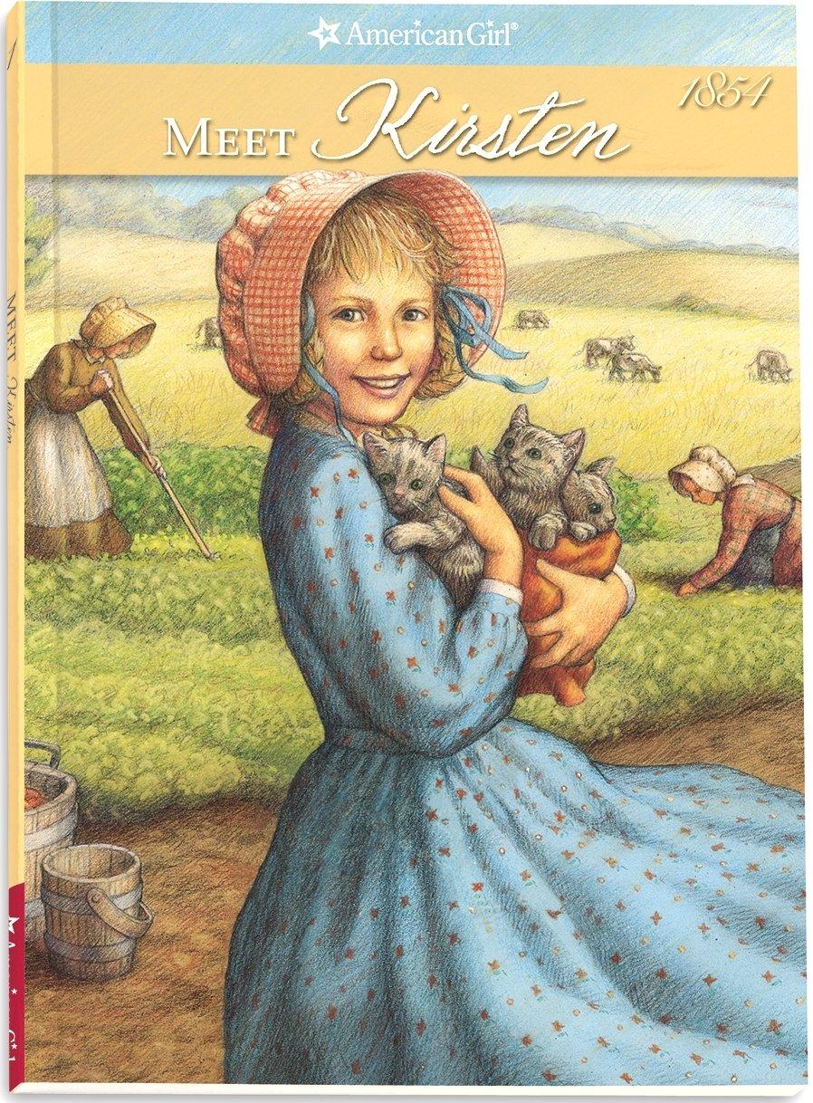 Meet Kirsten (American Girl: Kirsten, 1854)