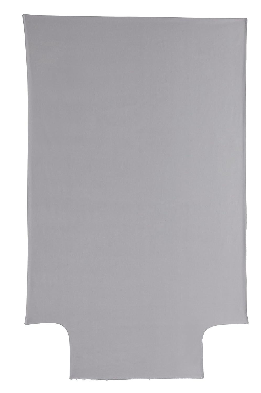 P'tit Basile - Housse de couette bébé - enfant - dimensions 100x140 cm - Coloris écru - Coton biologique de qualité supérieure, 57 fils/cm2, Tissage serré pour plus de douceur - Plusieurs coloris disponibles P' tit Basile