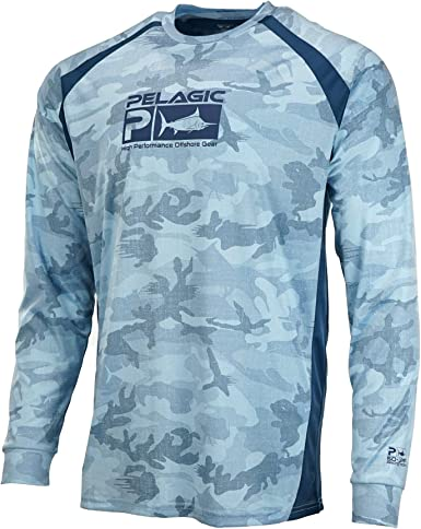 PELAGIC Vaportek Long Sleeve Performance Shirt