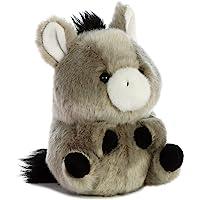 """Aurora 16835 Bray Donkey Rolly Pet, 5"""",Gray"""