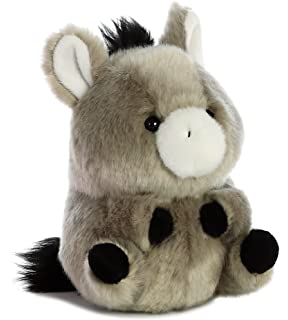 Aurora World Rolly Pet Bray Donkey Plush