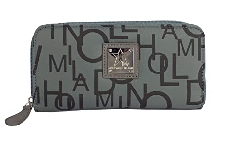 HOLLYWOOD MILANO - Cartera para mujer gris gris