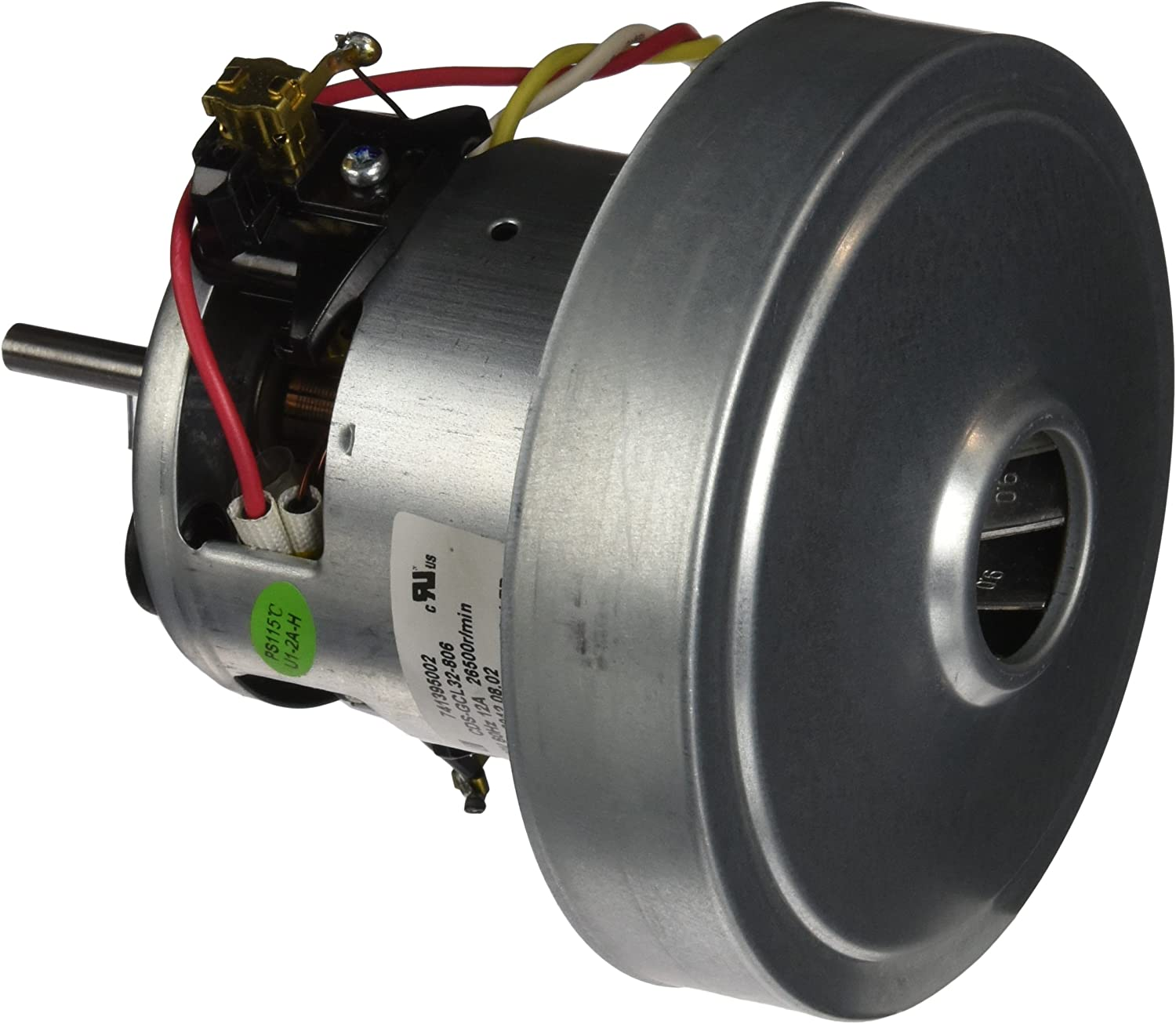 Hoover Motor, Assembly with Gaskets-Cinderson (Service)