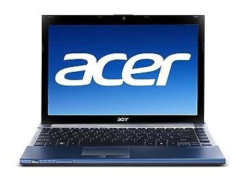 Acer Aspire TimelineX AS3830T-6870 - Ordenador portátil (Gigabit Ethernet, Touchpad, Windows 7 Home Premium, Ión de litio, 64-bit, Azul): Amazon.es: ...