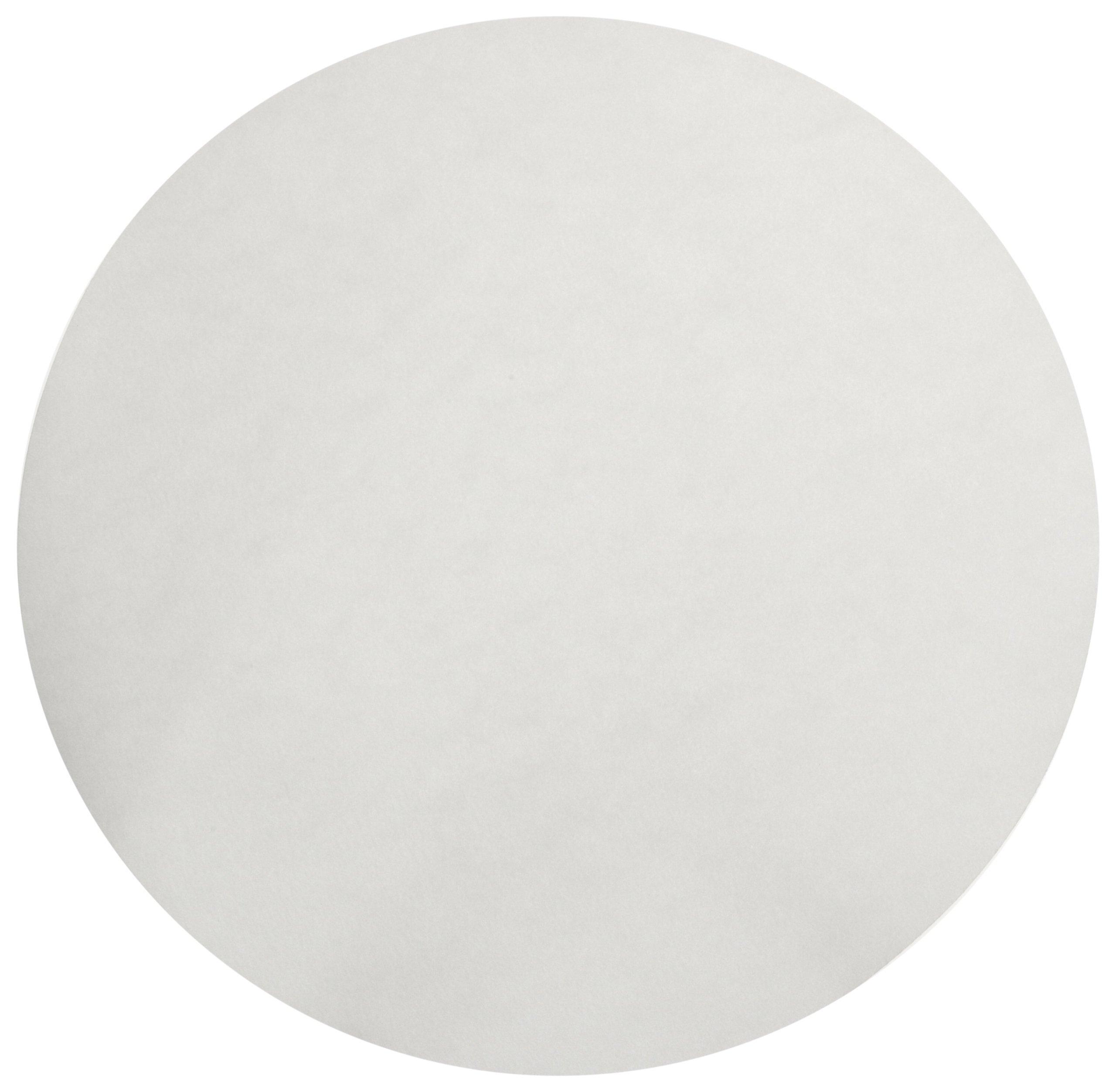 Whatman 1454-240 Hardened Low Ash Quantitative Filter Paper, 24.0cm Diameter, 22 Micron, Grade 54 (Pack of 100)
