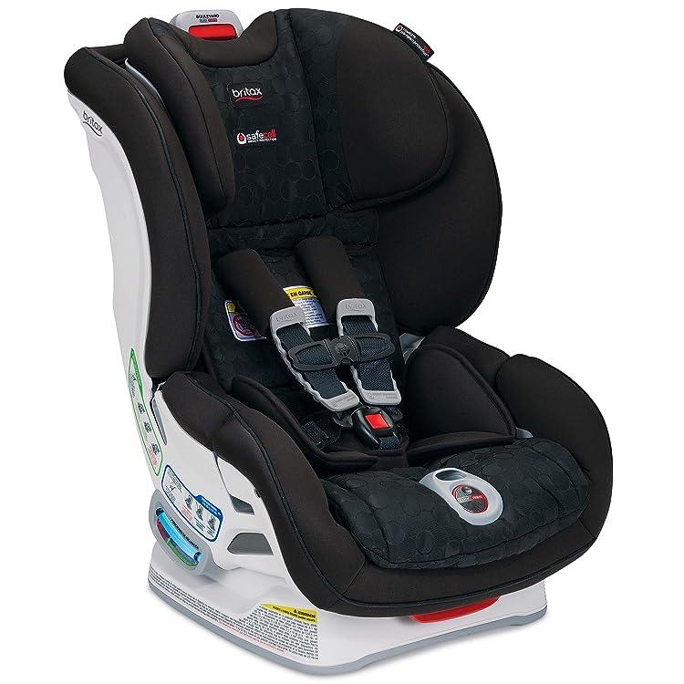 Britax Boulevard ClickTight Convertible Car Seat - 2 Layer Impact Protection