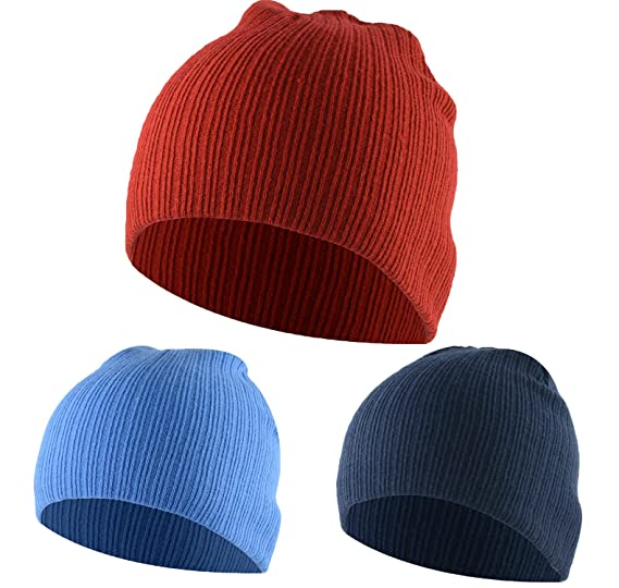 540bde61ffaa9 American Trends Warm Baby Hat Children Boys Girls Unisex Slouchy Beanie  Infant Toddler Knitted Cap 3