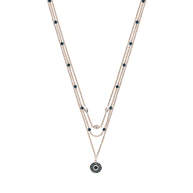 Emporio Armani Women Stainless Steel Chain Necklace - EGS2530221 DmQhWw