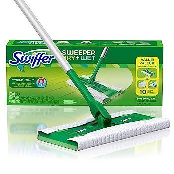 Swiffer Sweeper Dry and Wet Floor Mop