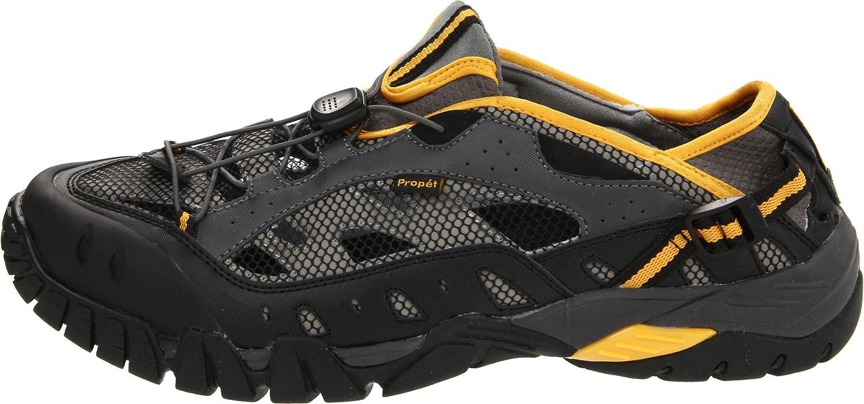 41a9b047a081 Propet Propt M6206 Men s  Endurance  Trail Water Comfort Walking Shoe - UK   9.5 D(M)  Amazon.co.uk  Shoes   Bags
