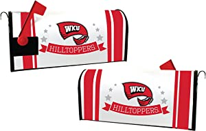 WKU Hilltoppers Mailbox Cover-Western Kentucky University Magnetic Mail Box Cover-New for 2016!