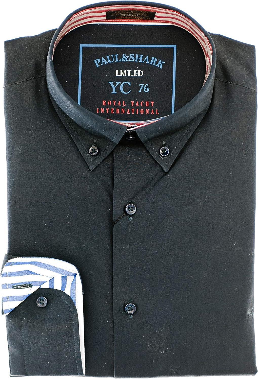 Camisa Paul&Shark Slim Fit: Amazon.es: Ropa y accesorios